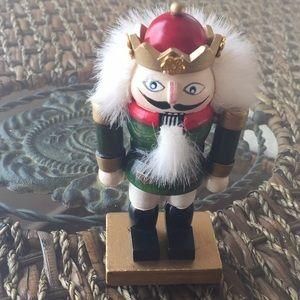 Other - Little Christmas nutcracker